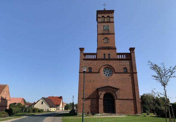 Kirche von Christdorf, Ostprignitz