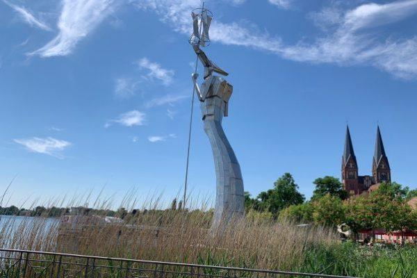 OPTIMIERTE ROUTE! Radtour 28: Oranienburg -> Neuruppin via Sommerfeld, Radensleben